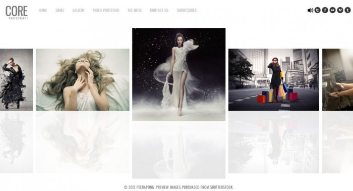 Core-Minimalist-Photography-Portfolio-responsive-wordpress-theme Top 10 ThemeForest WordPress Themes