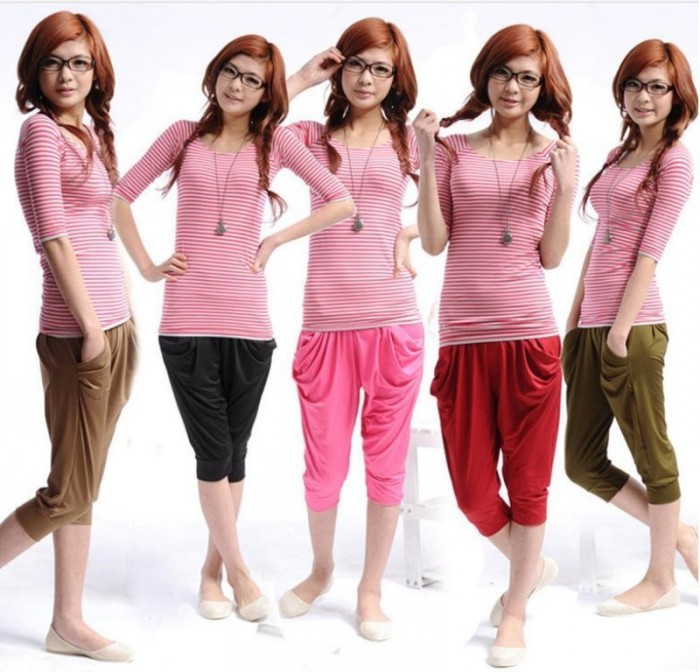 Cropped-Trousers Top 10 Best Fashion Trends Tips