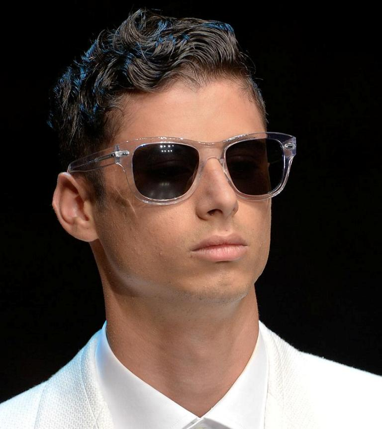 Dolce-Gabbana-2 +25 Hottest Men's Glasses Trends Coming in 2019