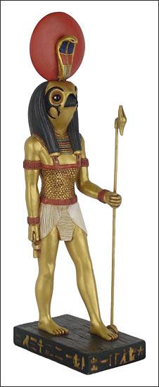 E-336 39 Most Famous Pharaohs Gold Statues