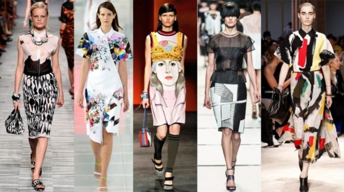 Fashion-trends-spring-summer-2014-prints Latest & Hottest Fashion Trends for Spring 2020