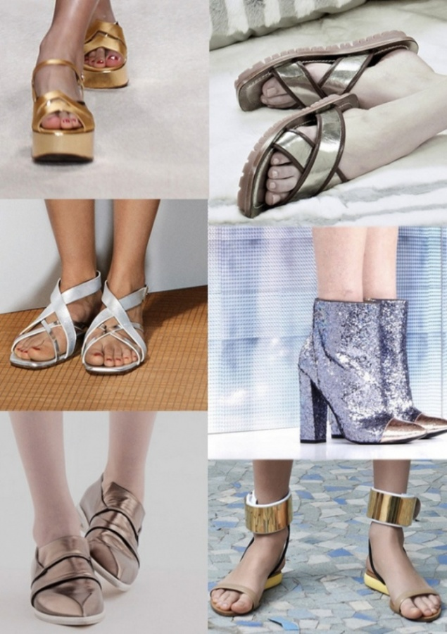 Fashion156-focus-on-shoes-week-on-the-runway-05-570x807 20+ Hottest Shoe Trends for Women in Next Spring & Summer