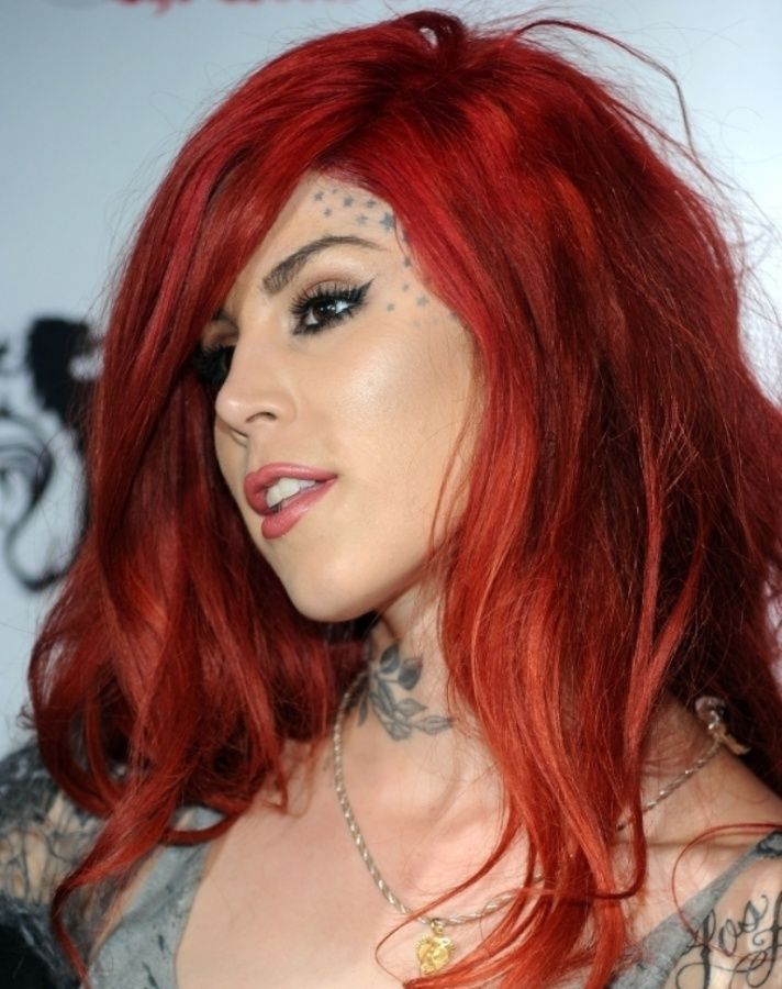 Fiery-Red-hair-Color-021 20 Hottest Creative Ideas for Hair Salons