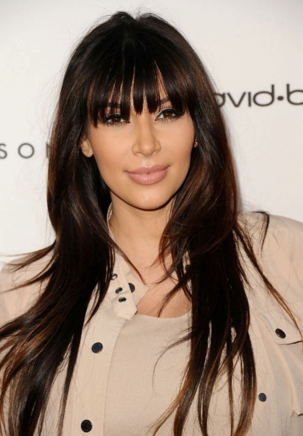 Full-Fringe-Hairstyles-2014 25+ Hottest Women's Hairstyle trends Coming Back in 2019