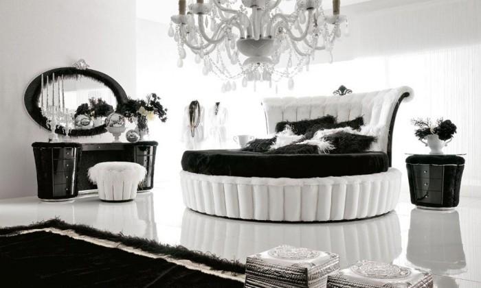 General-Elegant-Black-And-White-Room-Design-Resourcedir 37+ Latest Home Interior Color Trends
