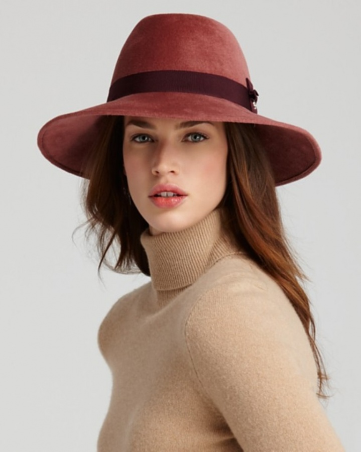 Helen-Kaminski-Nina-wide-brim-trilby-hat-bloomies-295 Top 15 Hat Trend Forecast for Fall & Winter 2019