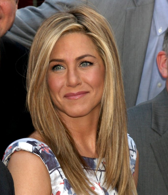 Honey-bronde-jennifer_aniston_floral_cap_sl1 20 Hottest Creative Ideas for Hair Salons in 2020