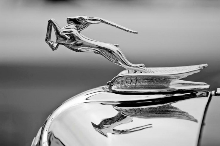 Hood-Ornaments-1-1933-chrysler-cl-imperial-custom-dual-windshield-phaeton-hood-ornament-jill-reger The 20 Most Common Fashion Trends & Fads in 1920's