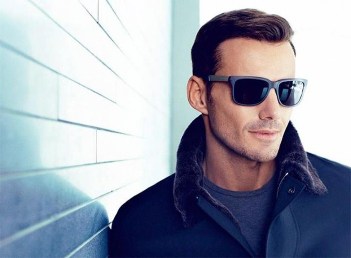 Hugo-Boss-SpringSummer-Eye-wear-2014-Accessories-Fashion-Fist-2 +25 Hottest Men's Glasses Trends Coming in 2019