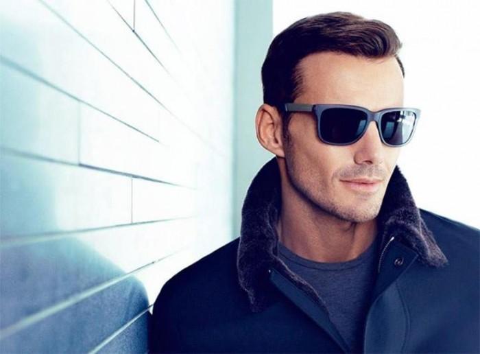 Hugo-Boss-SpringSummer-Eye-wear-2014-Accessories-Fashion-Fist-2 +25 Hottest Men's Glasses Trends Coming in 2020