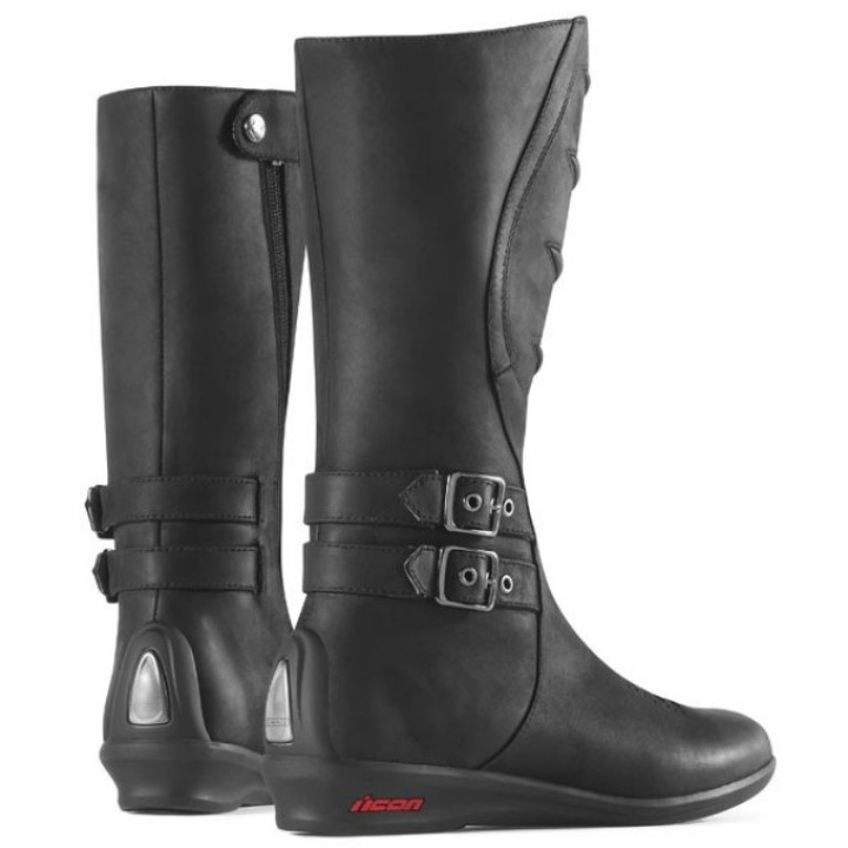 Icon-Sacred-Womens-Motorcycle-Boots-15000 2017 Shoe Trend Forecast for Fall & Winter