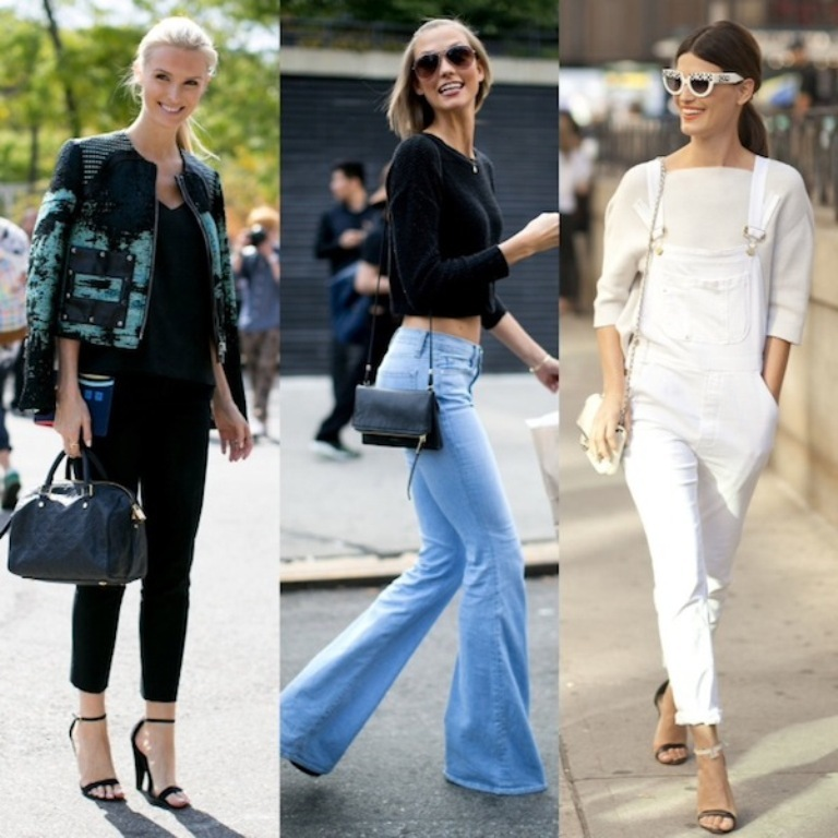 JamesJeans-NewYorkFashionWeek1 What Are the Latest & Hottest Jeans Fashion Trends in 2017?