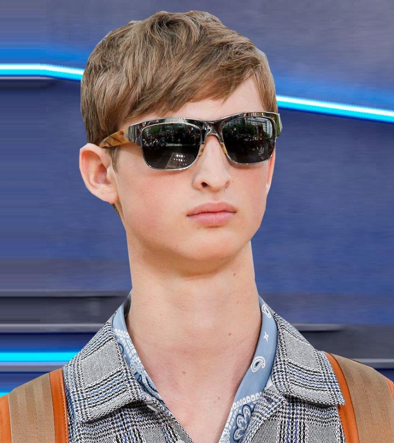 LV-4 +25 Hottest Men's Glasses Trends Coming in 2020