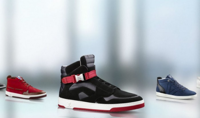 Louis-Vuitton-Mens-Shoes-Slipstream-Sneaker-boot-Spring-Summer-2014-Collection-blog-showcase-0 20+ Exclusive Men's Shoes Fashion Trends Coming Back in 2020
