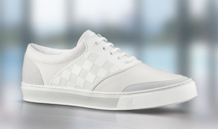 Louis-Vuitton-Mens-Shoes-White-Pinball-Sneakers-Spring-Summer-2014-Collection-blog-showcase-1 20+ Exclusive Men's Shoes Fashion Trends Coming Back in 2020