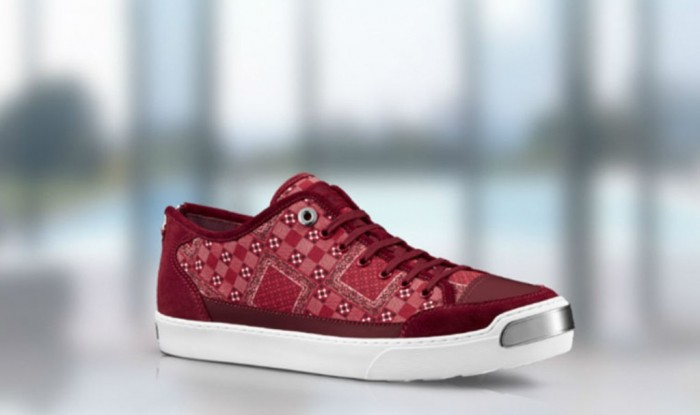 Louis-Vuitton-Mens-shoes-High-top-sneakers-On-the-road-spring-summer-2014-buy-online-blog-showcase-4 20+ Exclusive Men's Shoes Fashion Trends Coming Back in 2020