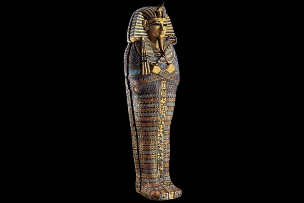 MFA-2 39 Most Famous Pharaohs Gold Statues