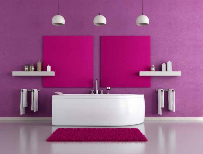 MPC_istock_Orchid 37+ Latest Home Interior Color Trends