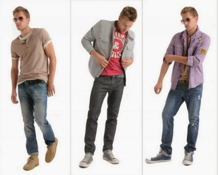 Men-Summer-Styles-Fashion-By-Gap-Jeans-Trend-2014-1 Best 18 Men's Fashion Trends Expected in 2019