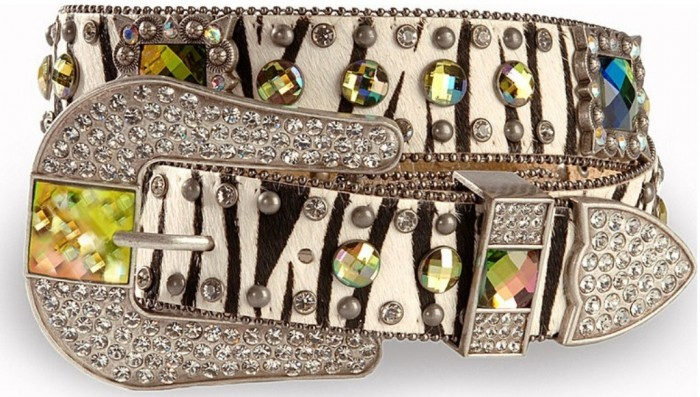 Nocona_rhinestone_embellished_zebra_print_western_belt_284_0_1312252494 20+ Best Chosen Belt Trend Forecast for Fall & Winter 2019