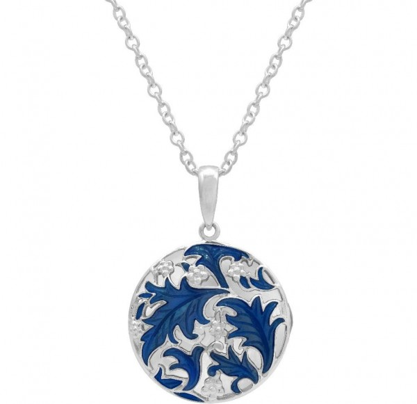 PRANDA-new-Argentium-Silver-William-Morris-Jewellery-range What Do You Know About Argentium Sterling Silver?