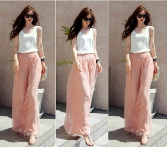 Palazzo-Pants-Trends-01 Latest & Hottest Fashion Trends for Spring 2019