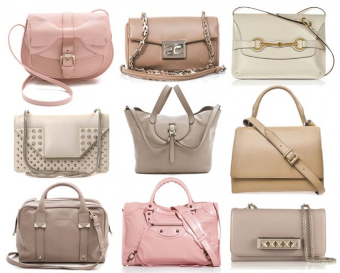 Pale-Handbags 20+ Latest Bag Trends Expected to Come Back in 2019