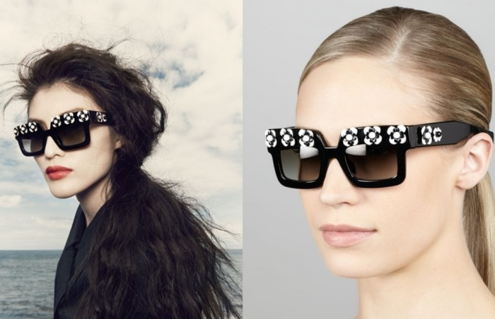 Prada_Sunglasses_Flowers_online_2014 2014 Latest Hot Trends in Women's Sunglasses