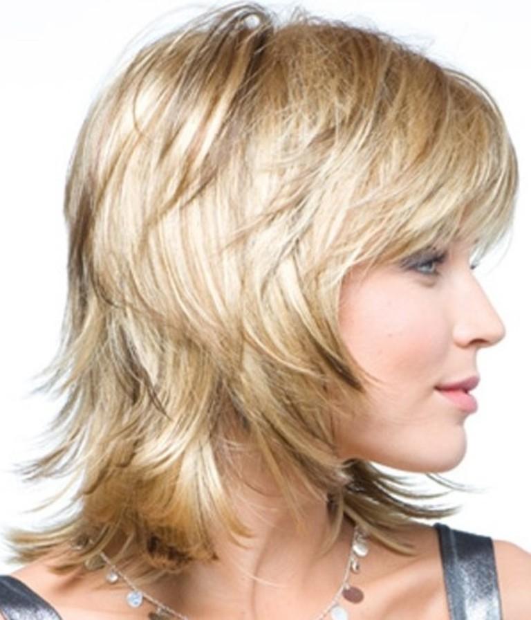 Medium Shag Hairstyles Kate Moss Medium Length Shag Layered | LONG ...