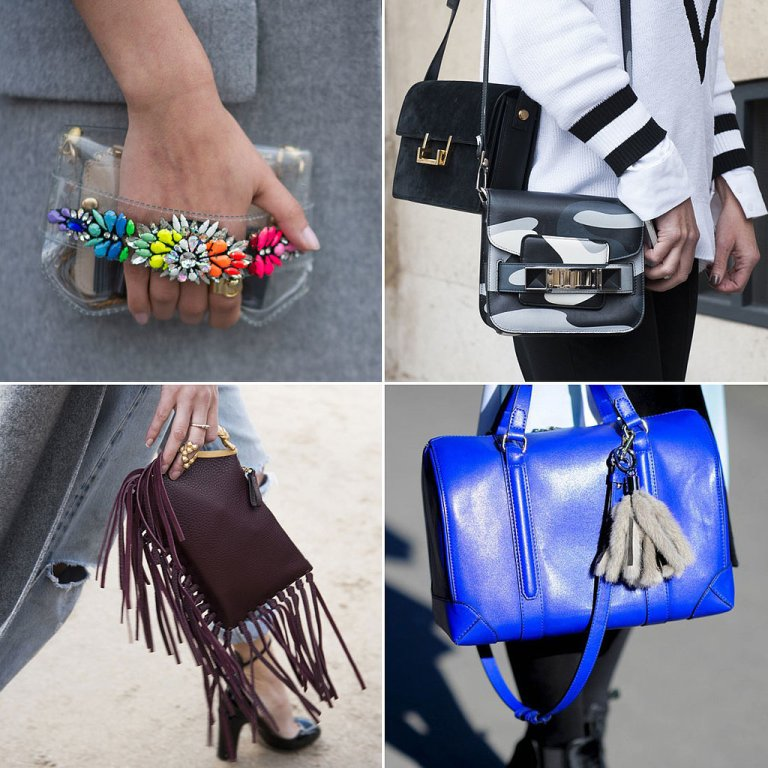 Spring-Bag-Trends-2014 20+ Latest Bag Trends Expected to Come Back in 2019