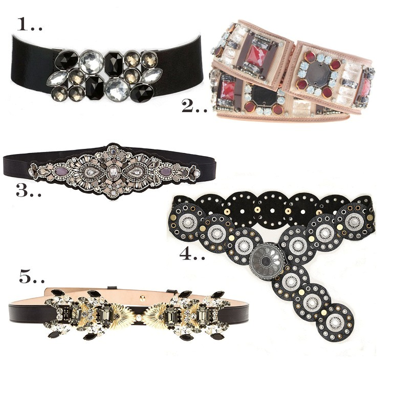 Statement-Belts-3 20+ Best Chosen Belt Trend Forecast for Fall & Winter 2019
