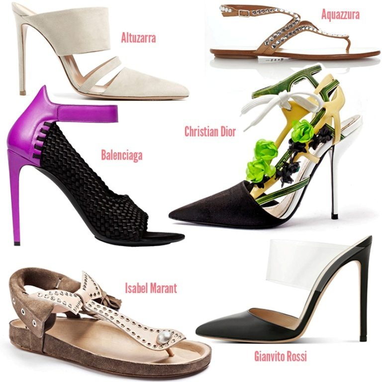 Style-Spring-2014-shoes Top 10 Best Fashion Trends Tips