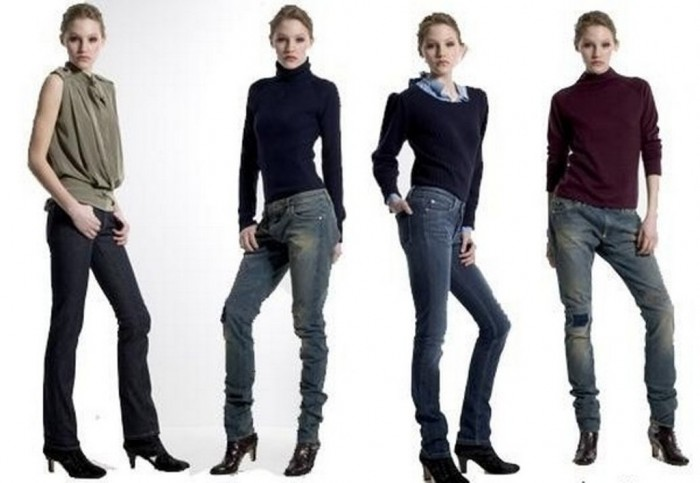 Stylish-Skinny-Jeans-For-Girls-2014-2 27+ Latest & Hottest Jeans Fashion Trends Coming
