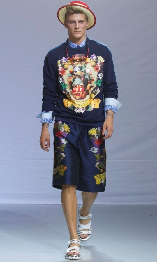 Summer-2014-Man-Trends-Frankie-Morello Best 18 Men's Fashion Trends Expected in 2019