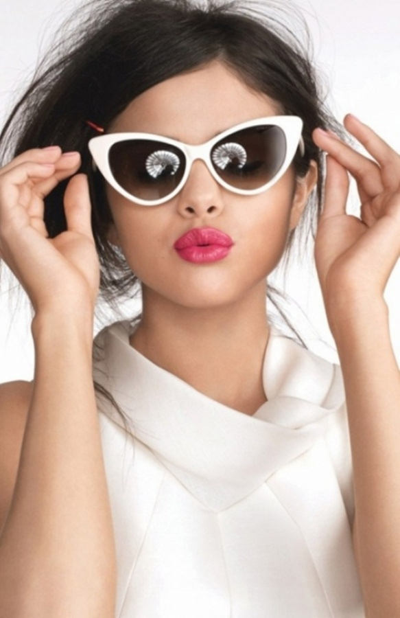 Sunglasses-Summer-Trends-2014-Womens-Fashion-4 20+ Hottest Women's Sunglasses Trending For 2019