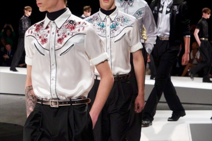 Topman-Design-@-London-Collections-Men-Spring-Summer-2014 Best 18 Men's Fashion Trends Expected in 2019