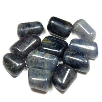 Tumbled-Iolite-Tumbled-Stones-01 Iolite stone [11 Hidden Secrets and Facts...]