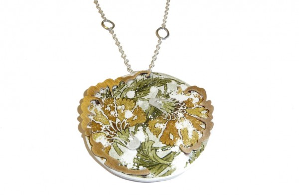William-Morris-Necklace What Do You Know About Argentium Sterling Silver?