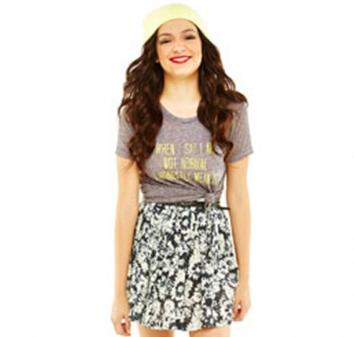 bethany-mota-aeropostale-collection7 Top 10 Best Fashion Trends Tips