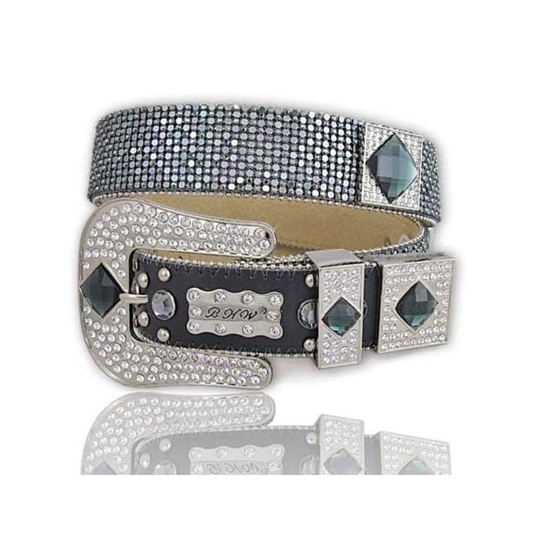 black-crystal-mesh-western-belt 20+ Best Chosen Belt Trend Forecast for Fall & Winter 2019