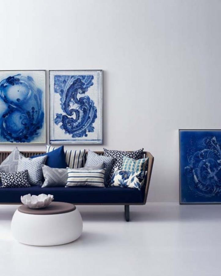 cobalt-blue-palette-interior-design-west-elm-pinterest-31 37+ Newest Home Interior Color Trends for 2019
