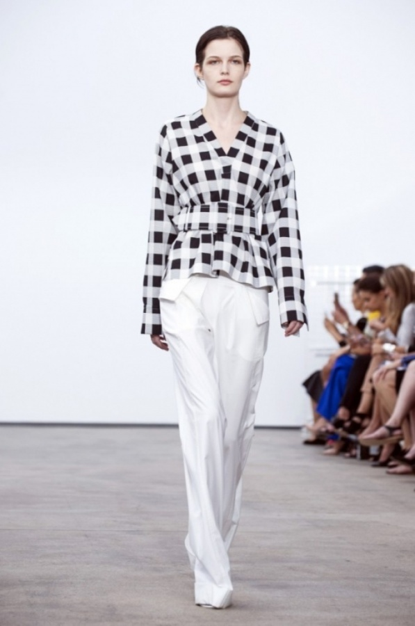 derek-lam-spring-2014-new-york-fashion-week Latest & Hottest Fashion Trends for Spring 2020