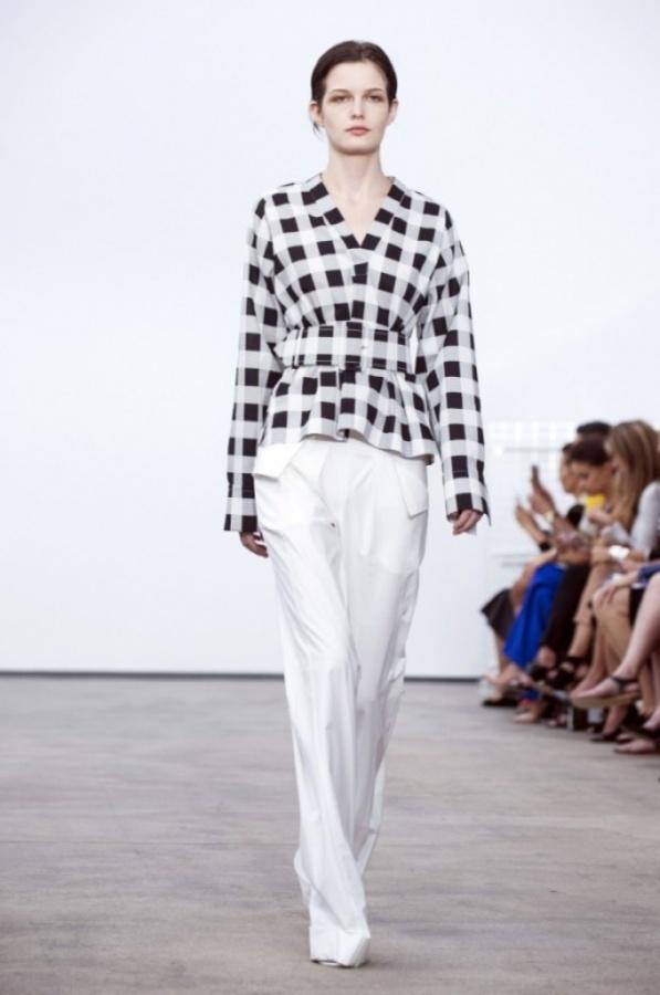derek-lam-spring-2014-new-york-fashion-week Latest & Hottest Fashion Trends for Spring 2020