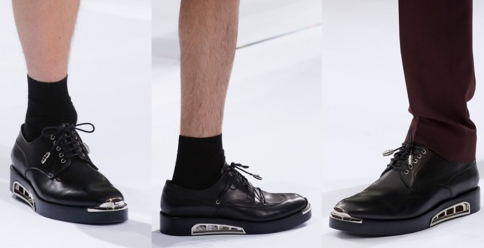 dior_2014_mens_shoes_spring_summer_2014 2017 Fashion Trends for Men's Shoes