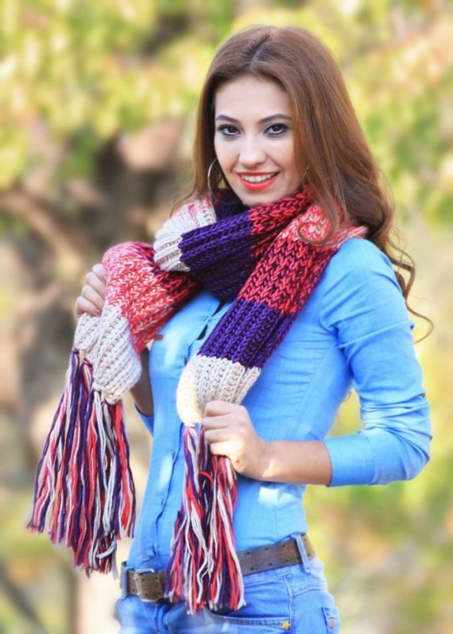 f166a93cfc2dc4ff9a3b21a92182ad81 Best 10 Scarf Trend Forecast for Fall & Winter 2019