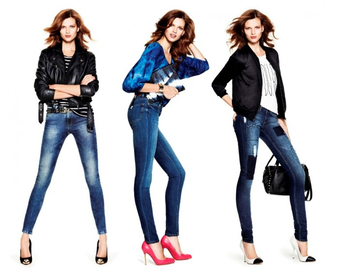 fashion-ideas-with-jeans 27+ Latest & Hottest Jeans Fashion Trends Coming