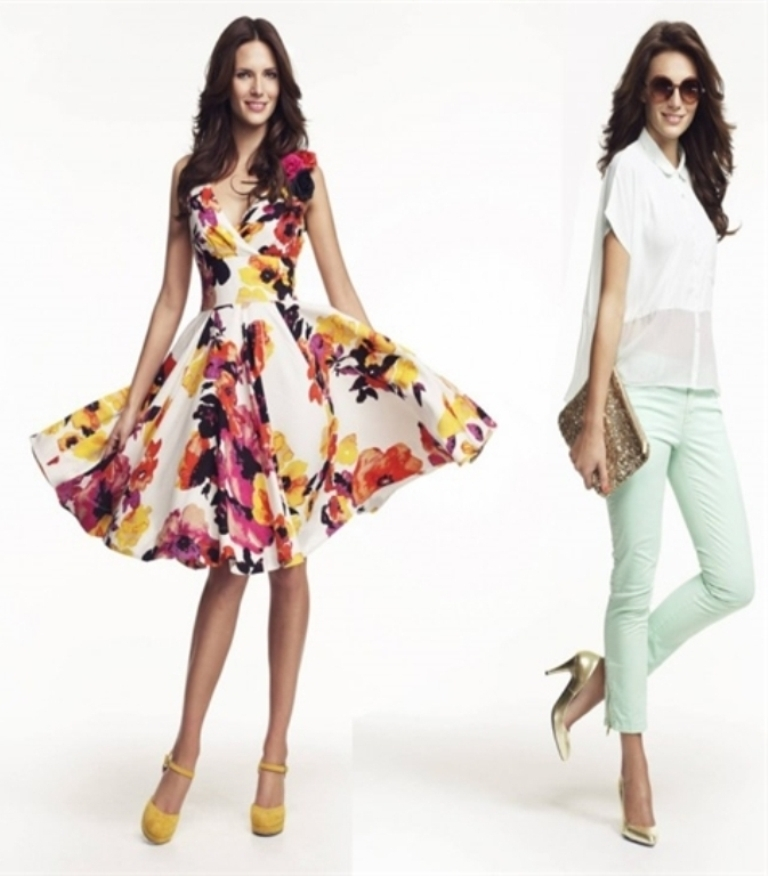fashion-trends-summer-2014-1 Latest & Hottest Fashion Trends for Spring 2019