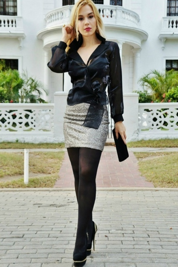 fashionable-new-years-eve-dresses-trends-2014 Latest & Hottest Fashion Trends for Spring 2020