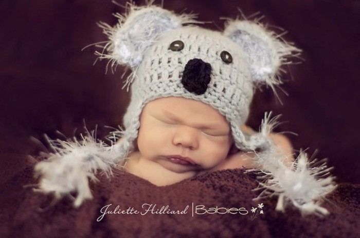 il_fullxfull.254611682 20 Marvelous & Catchy Crochet Hats for Newborn babies