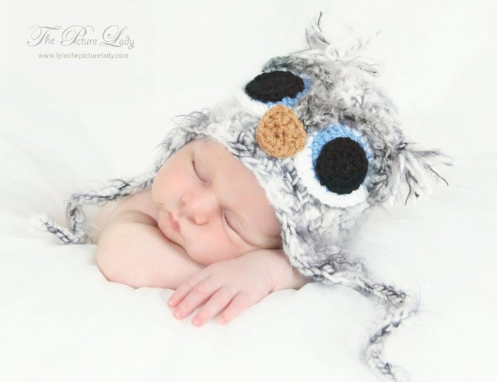 il_fullxfull.258694367 20 Marvelous & Catchy Crochet Hats for Newborn babies